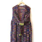 """Одежда ручной работы. Ярмарка Мастеров - ручная работа кардиган вязаный из кид- мохера """"миссони"""". Handmade."""