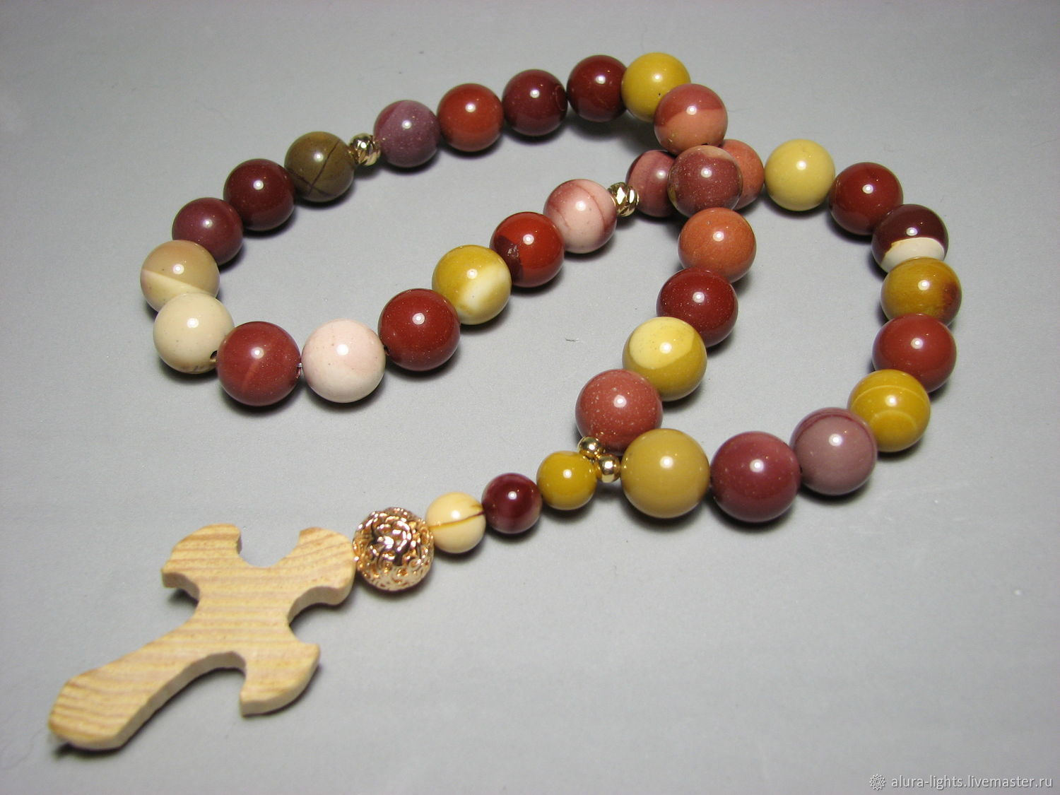 Rosary with mukata 'In Australia', Rosary, Moscow,  Фото №1