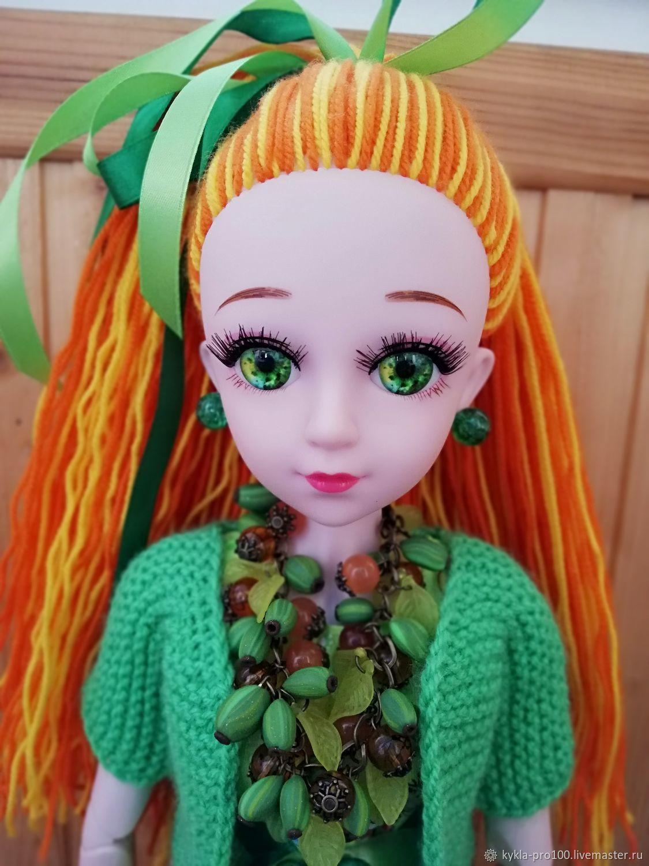 Октябрина, Шарнирная кукла, Коломна,  Фото №1
