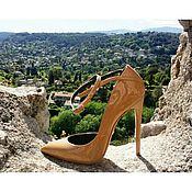 Обувь ручной работы handmade. Livemaster - original item Shoes women`s