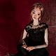 Коллекционные куклы ручной работы. Шарнирная кукла из фарфора, Аустралис. Inspiredoll. Ярмарка Мастеров. Кукла ручной работы, шарнирная игрушка