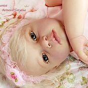 Куклы и игрушки ручной работы. Ярмарка Мастеров - ручная работа Нежная детка из молда Татиана. Handmade.