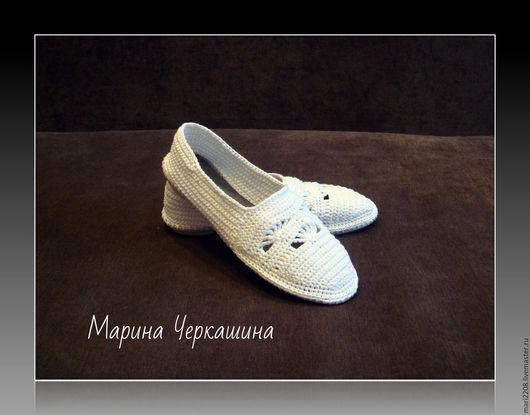туфли,  босоножки,  обувь,  обувь ручной работы, сапоги, балетки, вязание, слиперы, вязание крючком, подарок, мода, лето, вязание на заказ, сапоги женские, мокасины, туфли ручной работы, море, вязаный