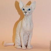 Куклы и игрушки handmade. Livemaster - original item Sphinx cat. Handmade.
