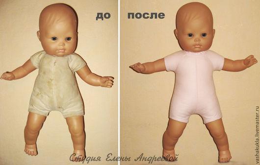 Реставрация. Ярмарка Мастеров - ручная работа. Купить Перешивка тельца куклы. Handmade. Кукла, перешивка тельца, ремонт кукол