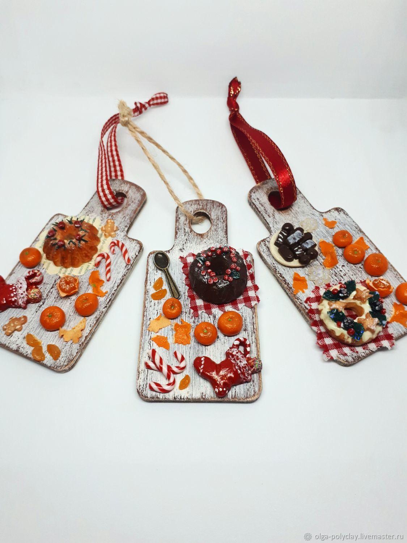Рождественские миниатюры, Магниты, Ташкент, Фото №1
