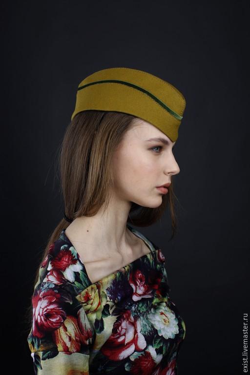 пилотка фото женские