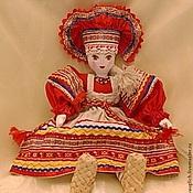 Народная кукла ручной работы. Ярмарка Мастеров - ручная работа Кукла в народном костюме. Handmade.