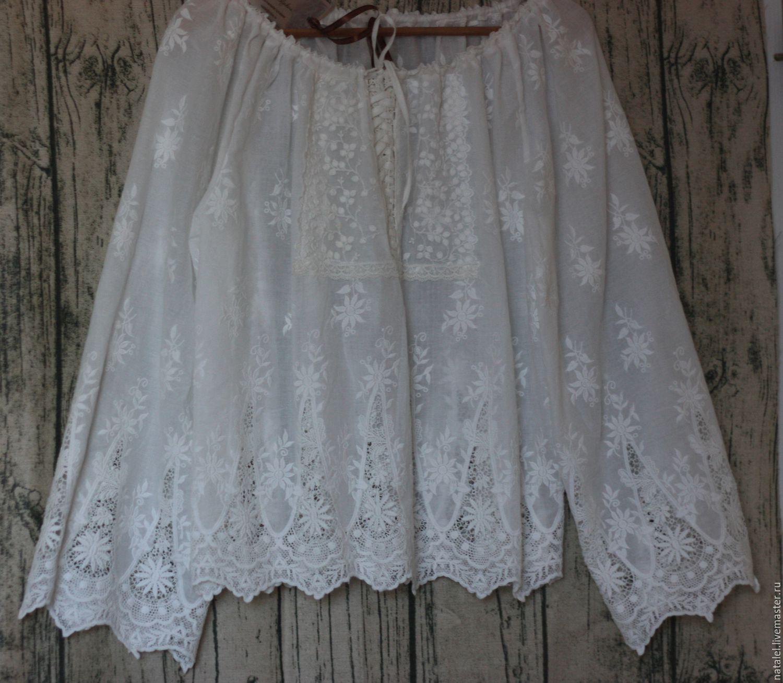Купить Ажурная Блузка