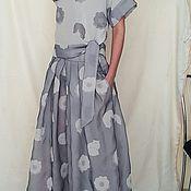 Одежда ручной работы. Ярмарка Мастеров - ручная работа Костюм фиолет1. Handmade.