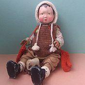 """Куклы и игрушки ручной работы. Ярмарка Мастеров - ручная работа Вот так просто """"Митя""""!. Handmade."""