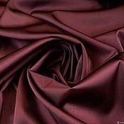 Материалы для творчества handmade. Livemaster - original item Fabric: Viscose Cadi stretch Cherry. Handmade.