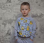 Одежда ручной работы. Ярмарка Мастеров - ручная работа Детская одежда. спортивный костюм. Handmade.