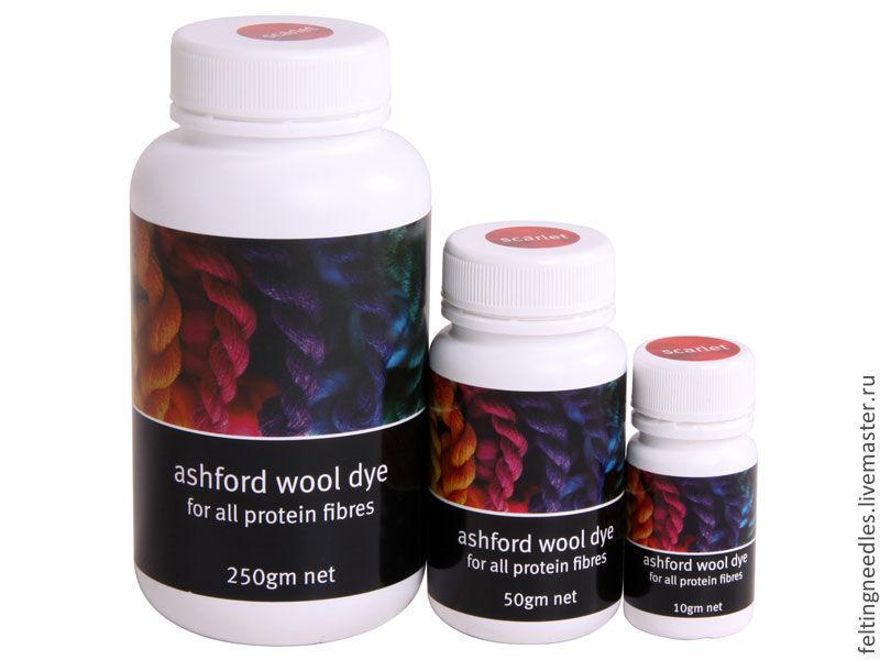 Краски Ashford 1г – купить в интернет-магазине на Ярмарке Мастеров с доставкой