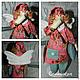 Куклы Тильды ручной работы. Ярмарка Мастеров - ручная работа. Купить Сонный агел. Handmade. Разноцветный, ангел-хранитель