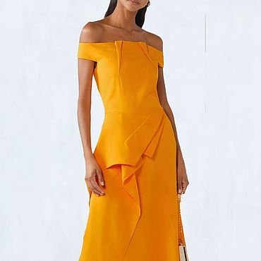 Одежда. Ярмарка Мастеров - ручная работа Красивое вечерне платье. Подойдет на работу, и на вечернее событие. Handmade.