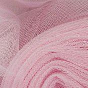 Материалы для творчества ручной работы. Ярмарка Мастеров - ручная работа Фатин средней жесткости (шир. 3м) ак6. Handmade.