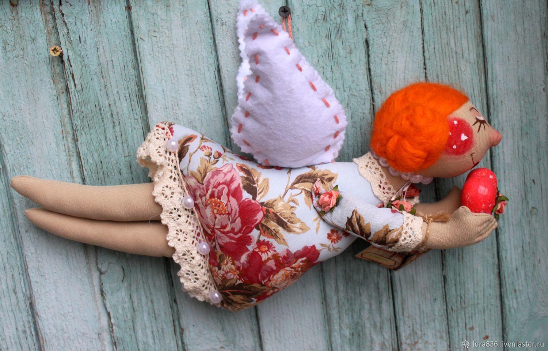 Ангелочек счастья, Мягкие игрушки, Волжский,  Фото №1