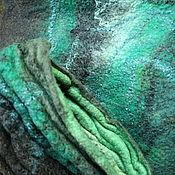 Одежда ручной работы. Ярмарка Мастеров - ручная работа Джемпер «Таинственный лес».. Handmade.