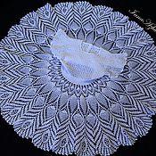 """Работы для детей, ручной работы. Ярмарка Мастеров - ручная работа Платье """"Перо Ангела"""". Handmade."""