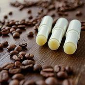 Бальзамы ручной работы. Ярмарка Мастеров - ручная работа Кофейный бальзам для губ. Handmade.