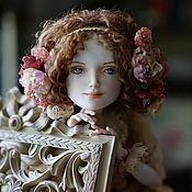 Куклы и игрушки ручной работы. Ярмарка Мастеров - ручная работа Adele. Шарнирная кукла из фарфора. Handmade.