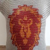 """Субкультуры handmade. Livemaster - original item Кольчуга детская """"Lion"""". Handmade."""