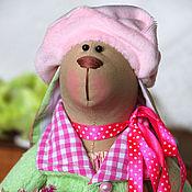 Куклы и игрушки ручной работы. Ярмарка Мастеров - ручная работа Зайка Луиза. Handmade.
