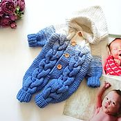 Одежда детская handmade. Livemaster - original item Romper for baby. Handmade.
