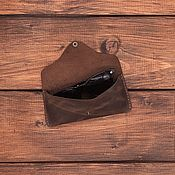 Сумки и аксессуары handmade. Livemaster - original item Case for glasses made of genuine leather Dhaka. Handmade.