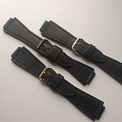 Украшения handmade. Livemaster - original item Leather strap for watches.. Handmade.