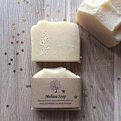 Шелк и Ши 50%. Люксовое натуральное мыло с нуля.