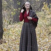 Одежда ручной работы. Ярмарка Мастеров - ручная работа Юбка из шотландки. Handmade.