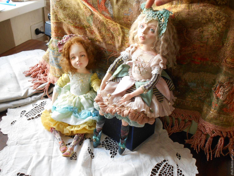 Фото куклы авторские