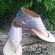 Обувь ручной работы. Ярмарка Мастеров - ручная работа. Купить сандали из питона мультиколор. Handmade. Разноцветный, сандалии из питона