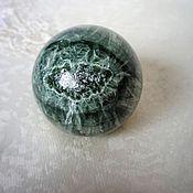 Фен-шуй и эзотерика handmade. Livemaster - original item A ball of serafinite. Handmade.