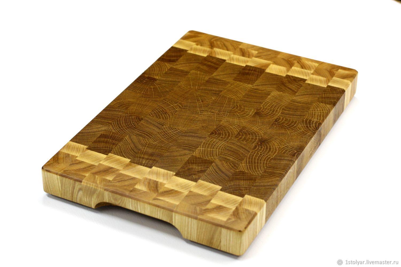 End cutting Board №122, Cutting Boards, Orekhovo-Zuyevo,  Фото №1