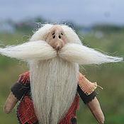 Куклы и игрушки ручной работы. Ярмарка Мастеров - ручная работа домовой или леший)домашний оберег. Handmade.