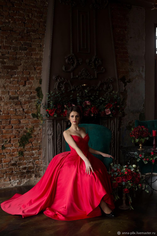 Красный Платье Санкт Петербург