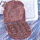 Материалы для косметики ручной работы. Ярмарка Мастеров - ручная работа. Купить Силиконовая форма Хлеб тост. Handmade. Желтый, хлеб