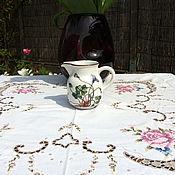 Vintage teapots handmade. Livemaster - original item Porcelain milkman