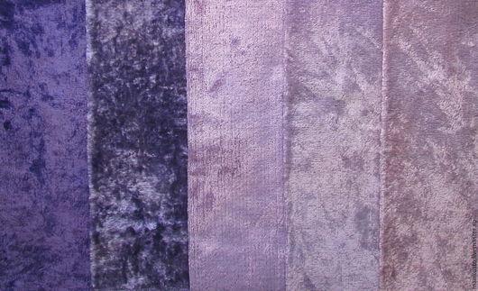 плюш винтажный, плюш ручного окраса плюш для тедди, материалы для тедди, плюш, плюш ручного окраса, плюш для мишек, фиолетовый, сиреневый,  лиловый, Марина Кустова, Ярмарка Мастеров