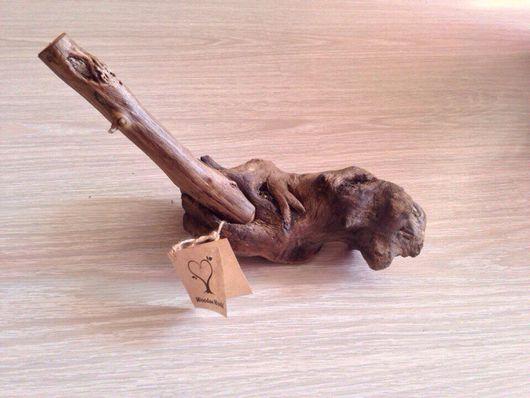 Подарочные наборы ручной работы. Ярмарка Мастеров - ручная работа. Купить Набор: подставка и ручка Wooden World. Handmade. Подарок