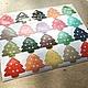 """Упаковка ручной работы. Стикеры """"Новогодняя елка"""". искусство#бумага (Artcraft-paper). Ярмарка Мастеров. Упаковка, Скрапбукинг, упаковка для подарка"""