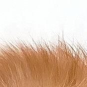 Аксессуары ручной работы. Ярмарка Мастеров - ручная работа Меховая горжетка из лисы «Огонёк». Handmade.
