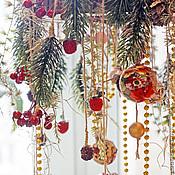 Подарки к праздникам ручной работы. Ярмарка Мастеров - ручная работа Рождественская подвеска. Handmade.