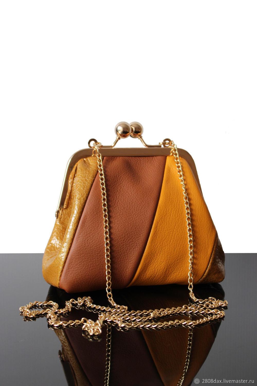 aff0719c36 Handbags handmade. Livemaster - handmade. Buy Small leather handbag purse