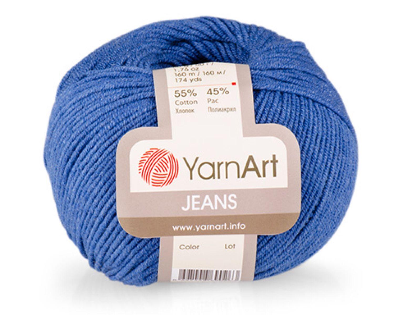YARNART Jeans - Yarnart jeans, Yarn, Krasnogorsk,  Фото №1