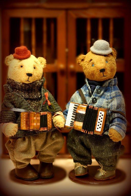 Мишки Тедди ручной работы. Ярмарка Мастеров - ручная работа. Купить Мишка Тедди Чарли 27 см. Handmade.