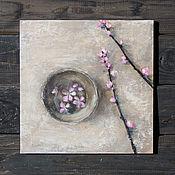 Картины и панно ручной работы. Ярмарка Мастеров - ручная работа В чаше.... Handmade.